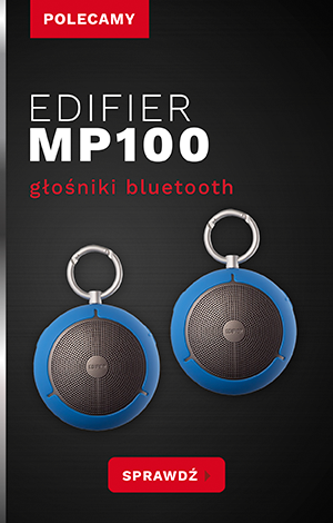 Głośniki bluetooth Edifier MP100